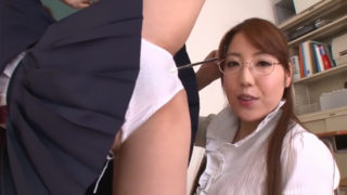 Japanese-panty-tease-1